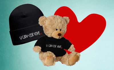 U CAN-CER VIVE Valentine's Day Gift