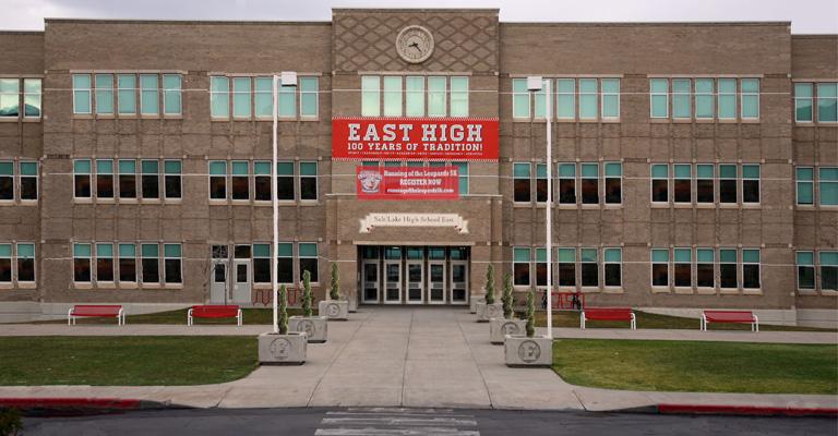 Salt Lake City High School Graduation Dates