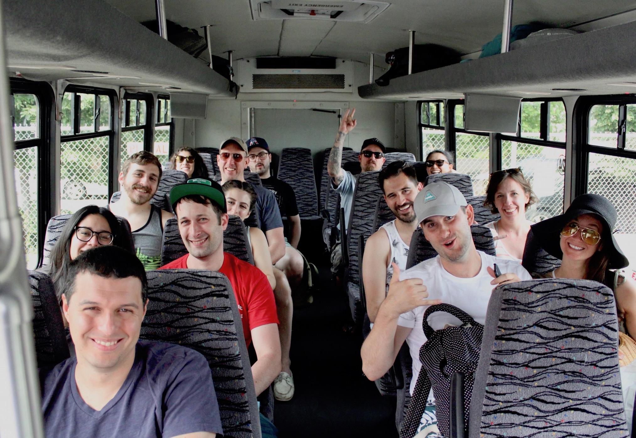 Brew Cruiser Bus Group