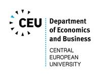 CEU Department of Economics and Business