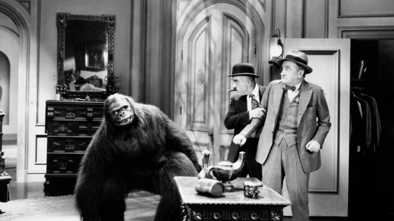 Find that Gorilla! Lost Apr Films from the Silent Era and Beyond