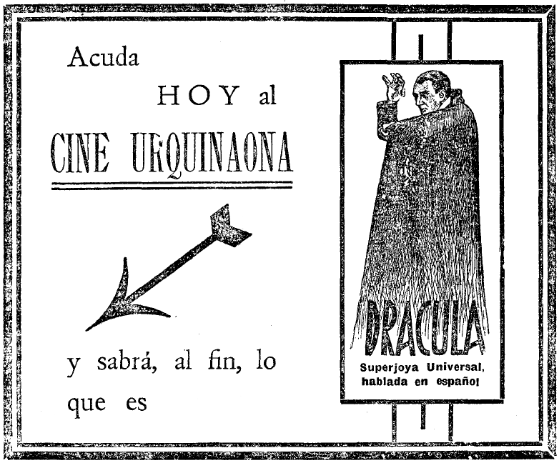 Dracula vs. Nosferatu: Lost Dispatches from the European Vampire War of 1931 to 1933