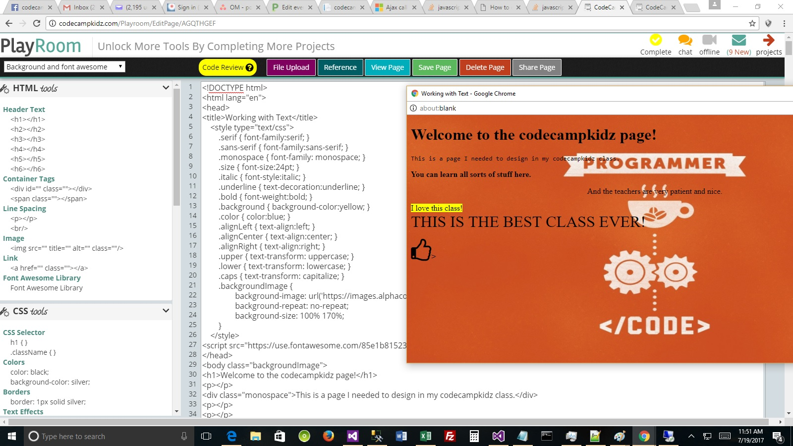 Learn To Code Html Css