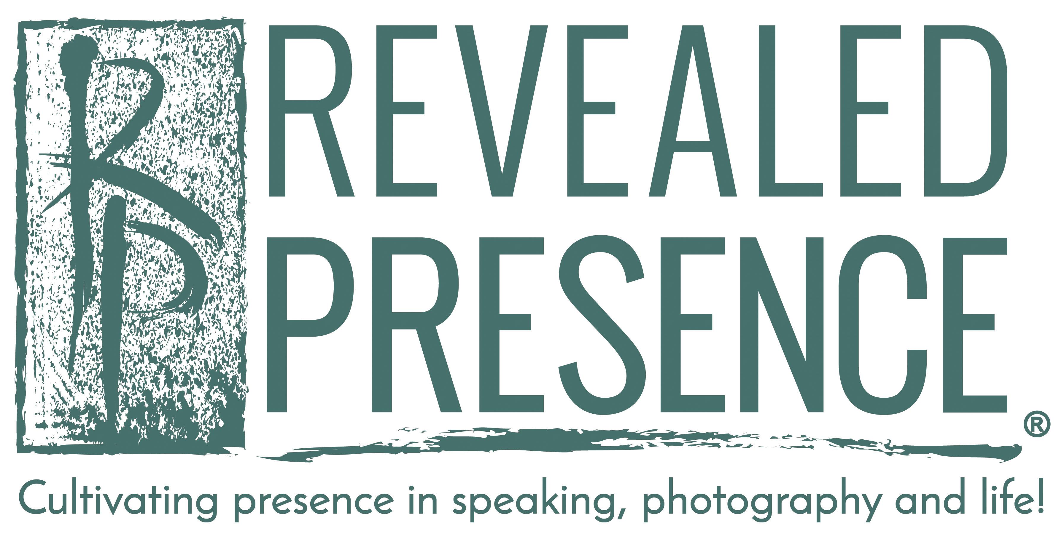 Revealed Presence Logo
