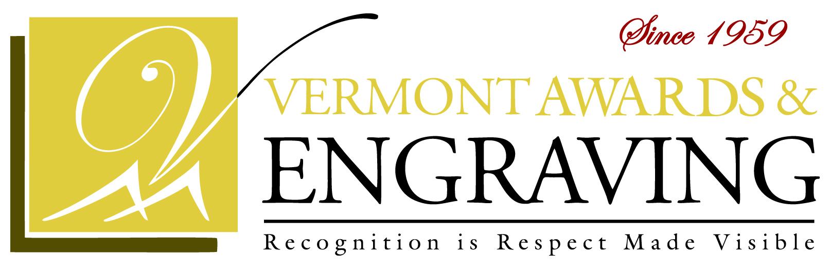 Vermont Awards & Engraving Logo