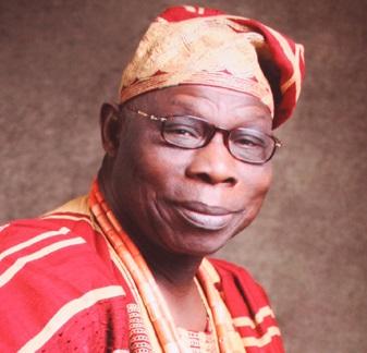 President Olusegun Obasanjo, GCON