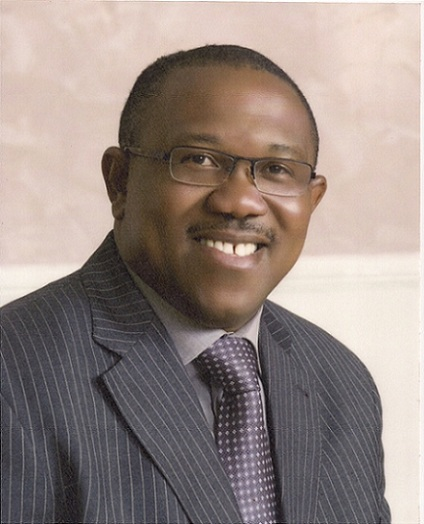 Chief Peter Obi