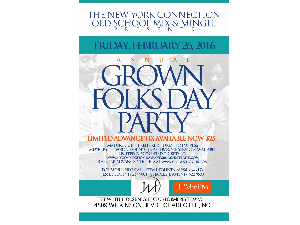 The New York Connection Day Party 2016
