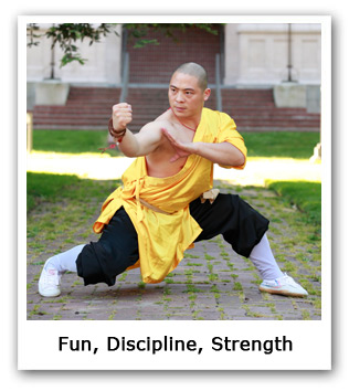 Shaolin Kungfu Master