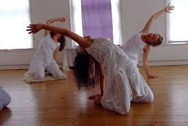 Shakti stretching