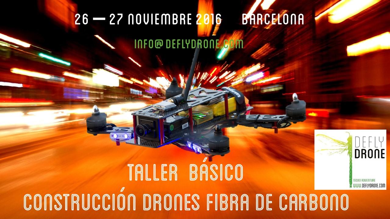 Curso construcción drones