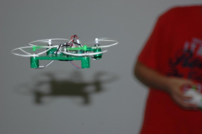 Curso taller diseño de drones e impresoras 3D