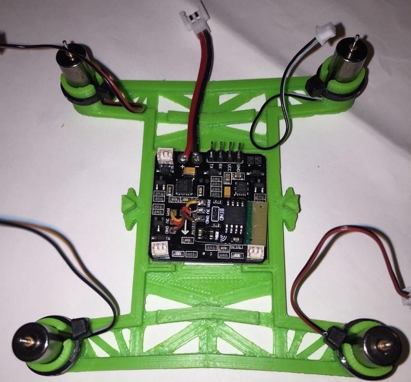 Curso diseño e impresión 3D de drones
