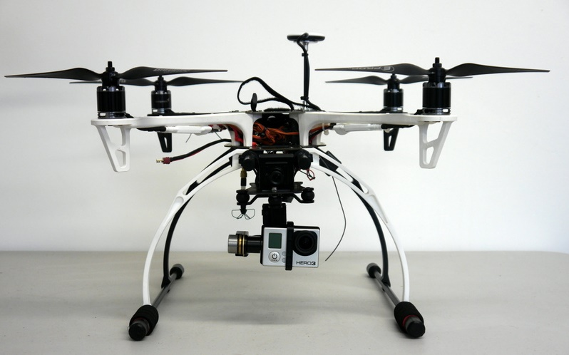 Kit drone F450 evolution