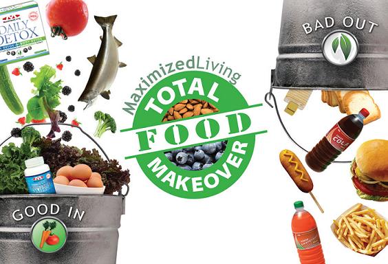 Total Food Makeover Logo