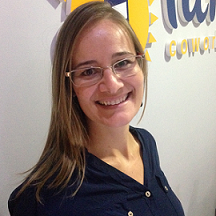 Daiane Pagnussatt, ministrante
