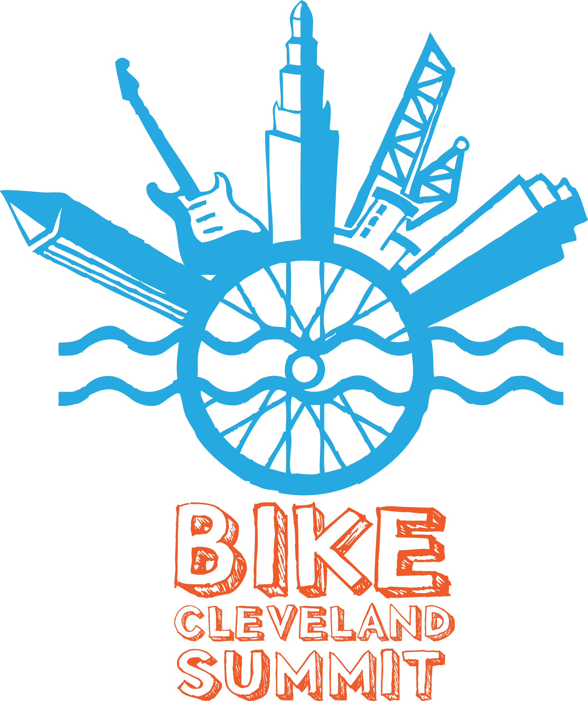 Bike Cleveland Summit Logo