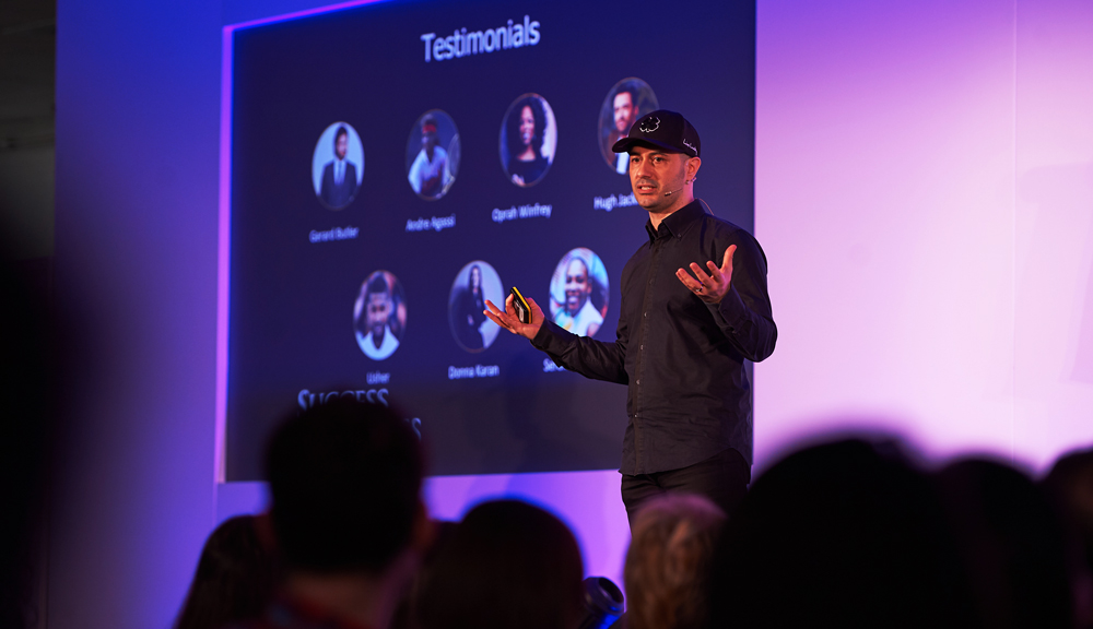 Cristian Fontanelli Unleash The Power Within Tony Robbins 2020