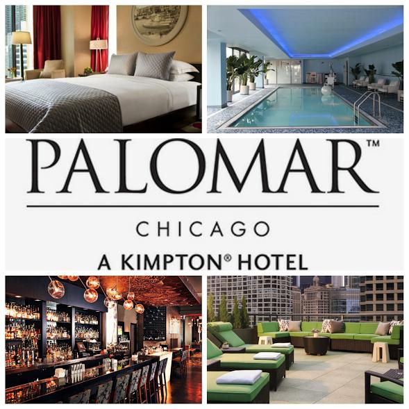 Palomar Hotel Chicago