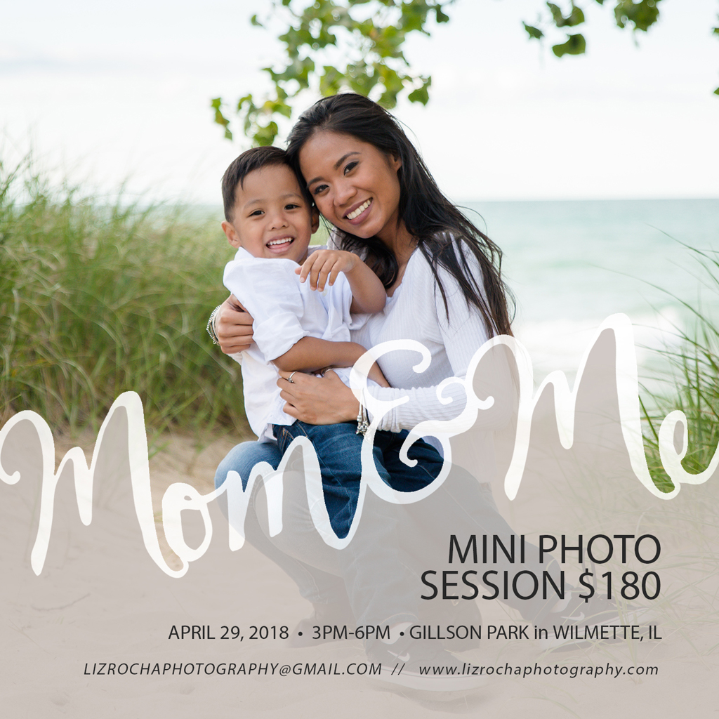 Mommy and Me Photo Session