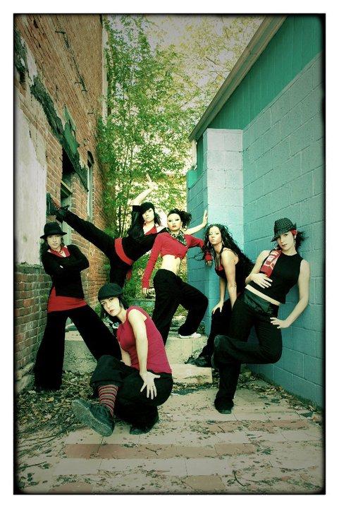 Venus Fly Trap Crew - Detroit's 1st Women in Hip Hop Concert Opener