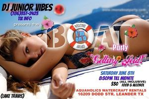 Dj Junior Vibes Annual Boat Party