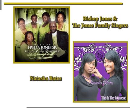 Bishop Jones & The Jones Family Singers