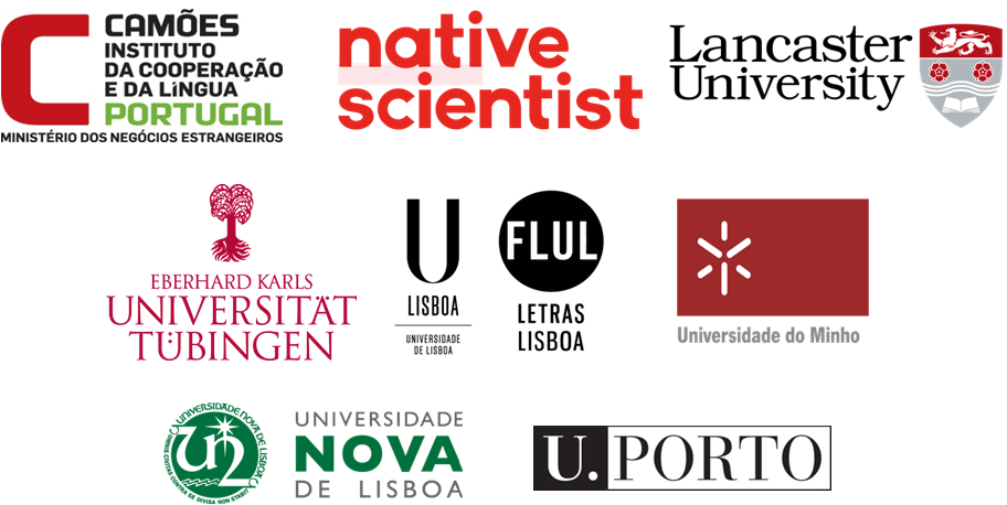logos of organizers and consortium