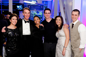 Bill Nye at the Global Cool Gala