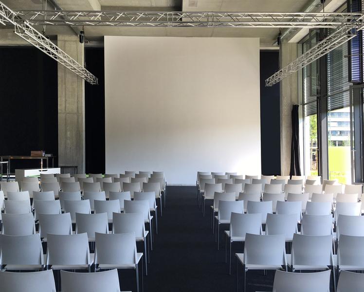 Die Location der Veranstaltung: Das Studio Balan