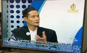 Feature on TV Al Hijrah