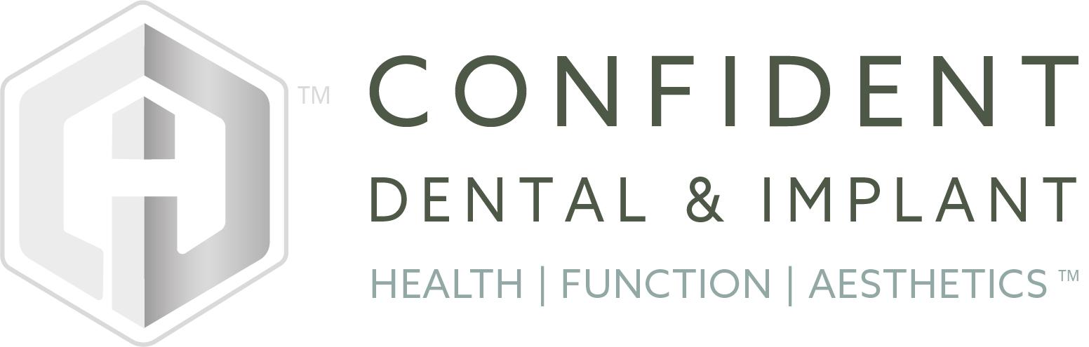 Confident Dental & Implant Clinic logo