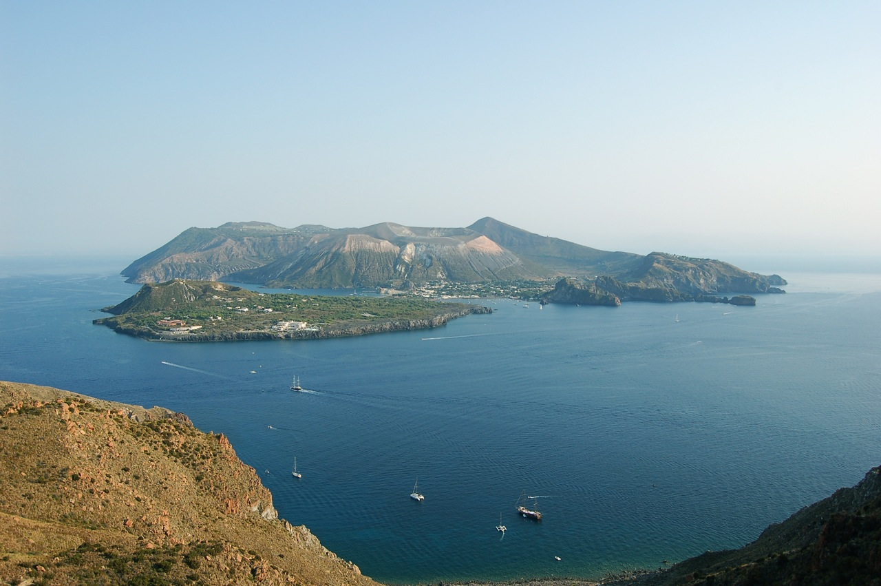Limpari, Tyrrhenian Sea