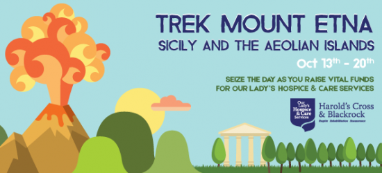 Please join our trek to Italy and help raise funds for the Hospice