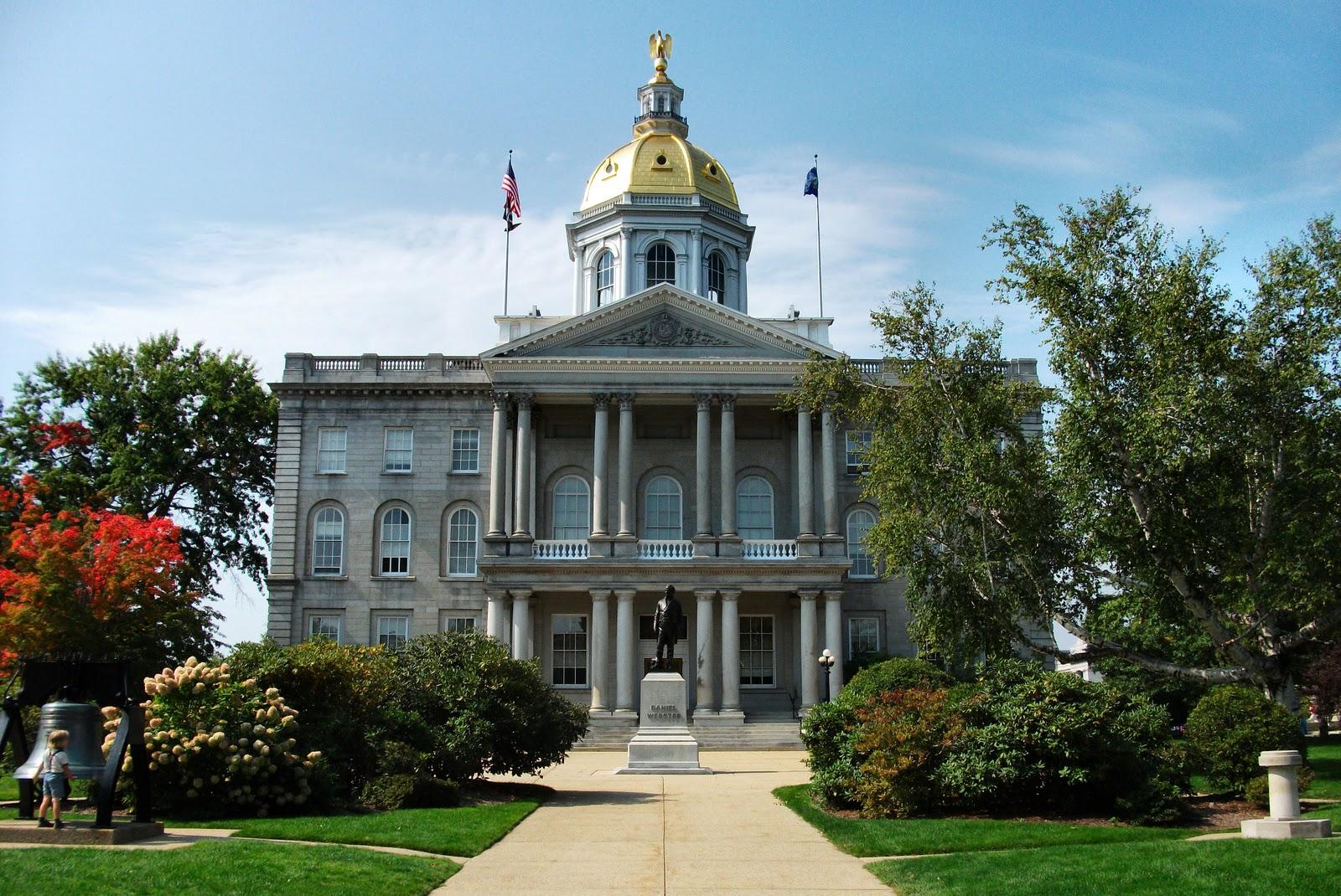 NH Capitol