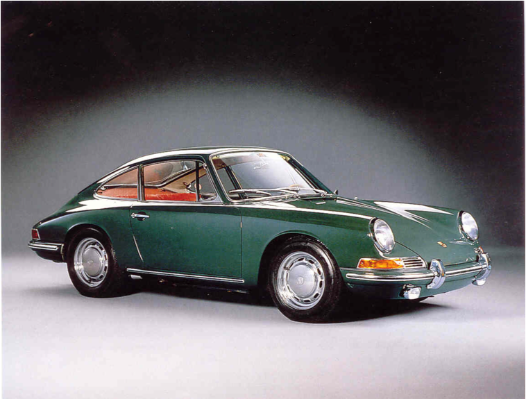 1963 911