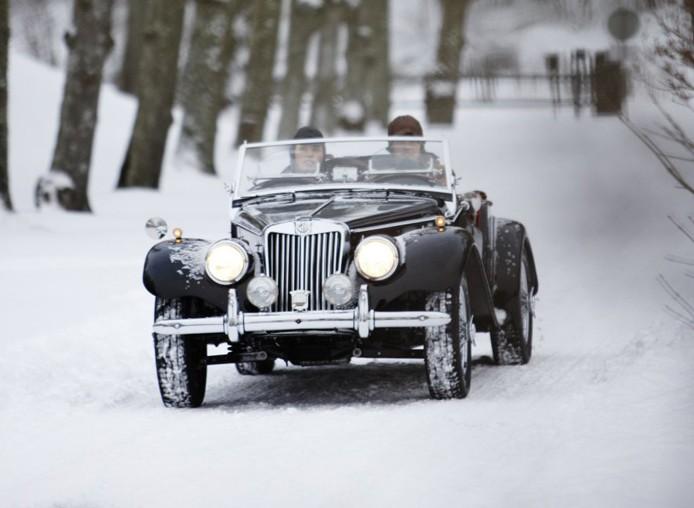 MG Snow