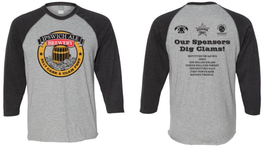 Cask and Clam Shirt