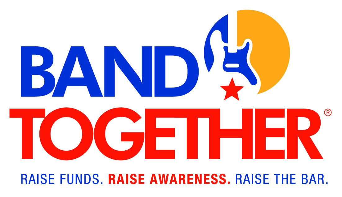 Band Together's Logo