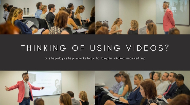Video Marketing Video Production Workshop Course