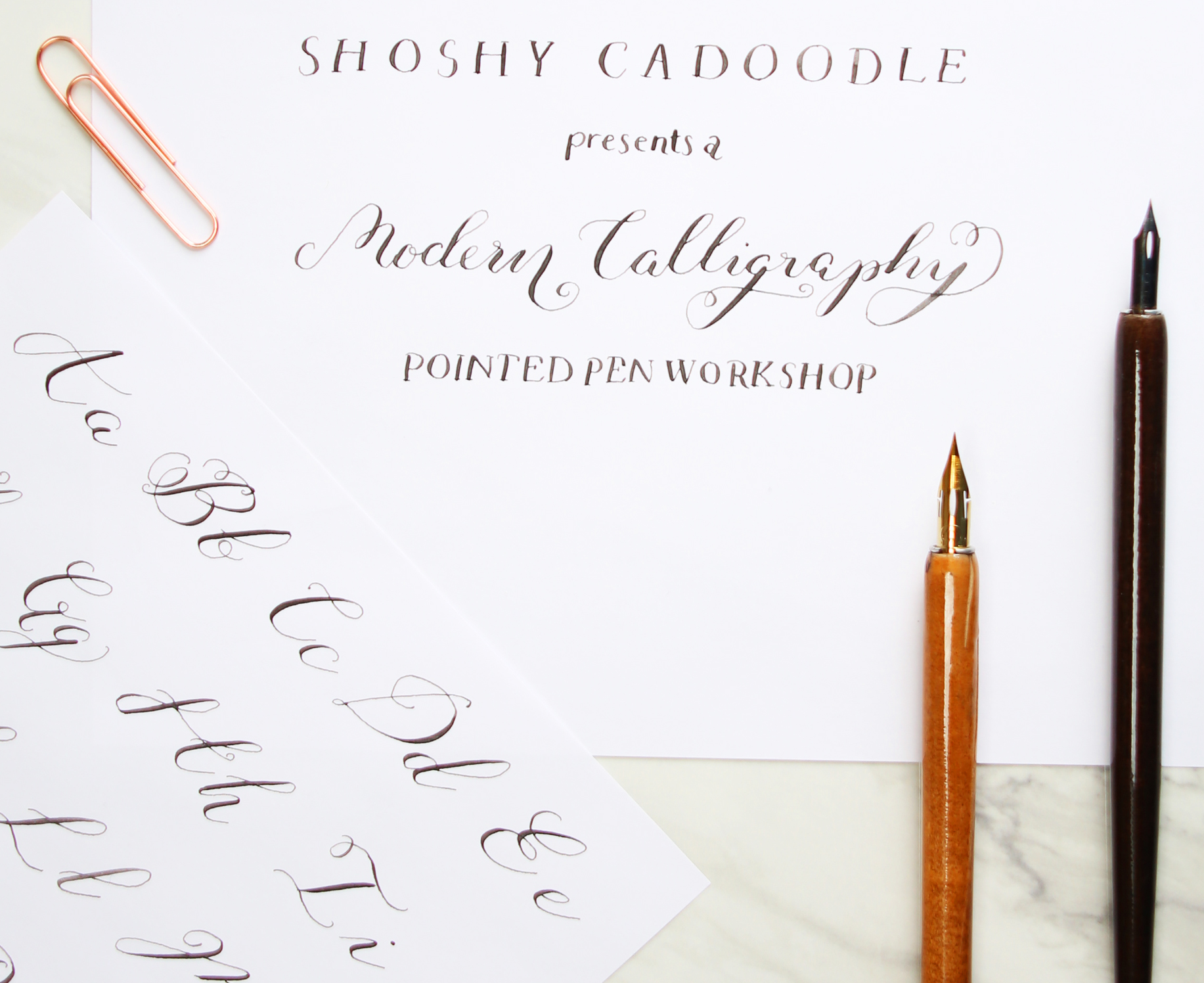 Modern Calligraphy Beginners Workshop Tickets Sun 24 Sep