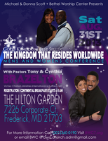 """God's Kingdom Best Seller"" Men's and Women's Conference"