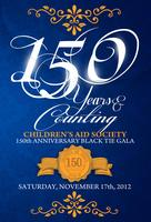 Children's Aid Society 150th Anniversary Gala