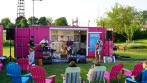 J and the B-Sides playing The Pink Containers