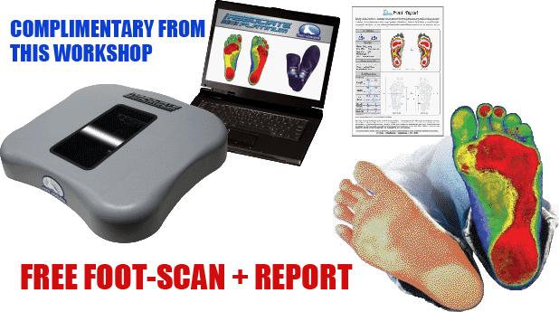 free foot scan