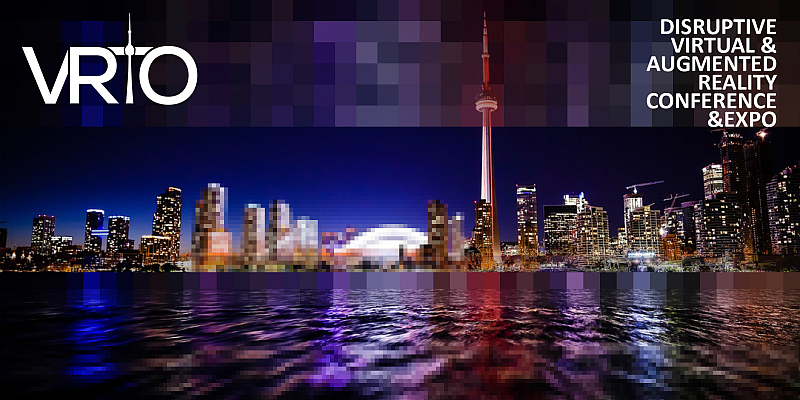 VRTO Virtual Reality Conference, Toronto, Ontario 2016