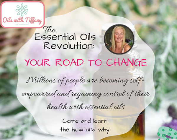 Oils With Tiffany The Essential Oils Revolution