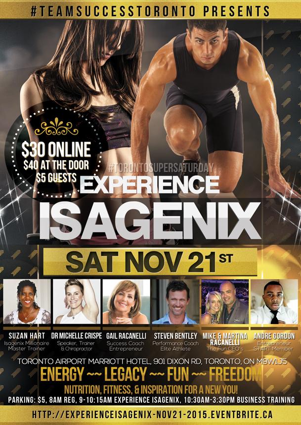 November 21 Event