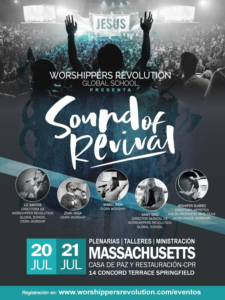 SOUND OF REVIVAL MASSACHUSETT