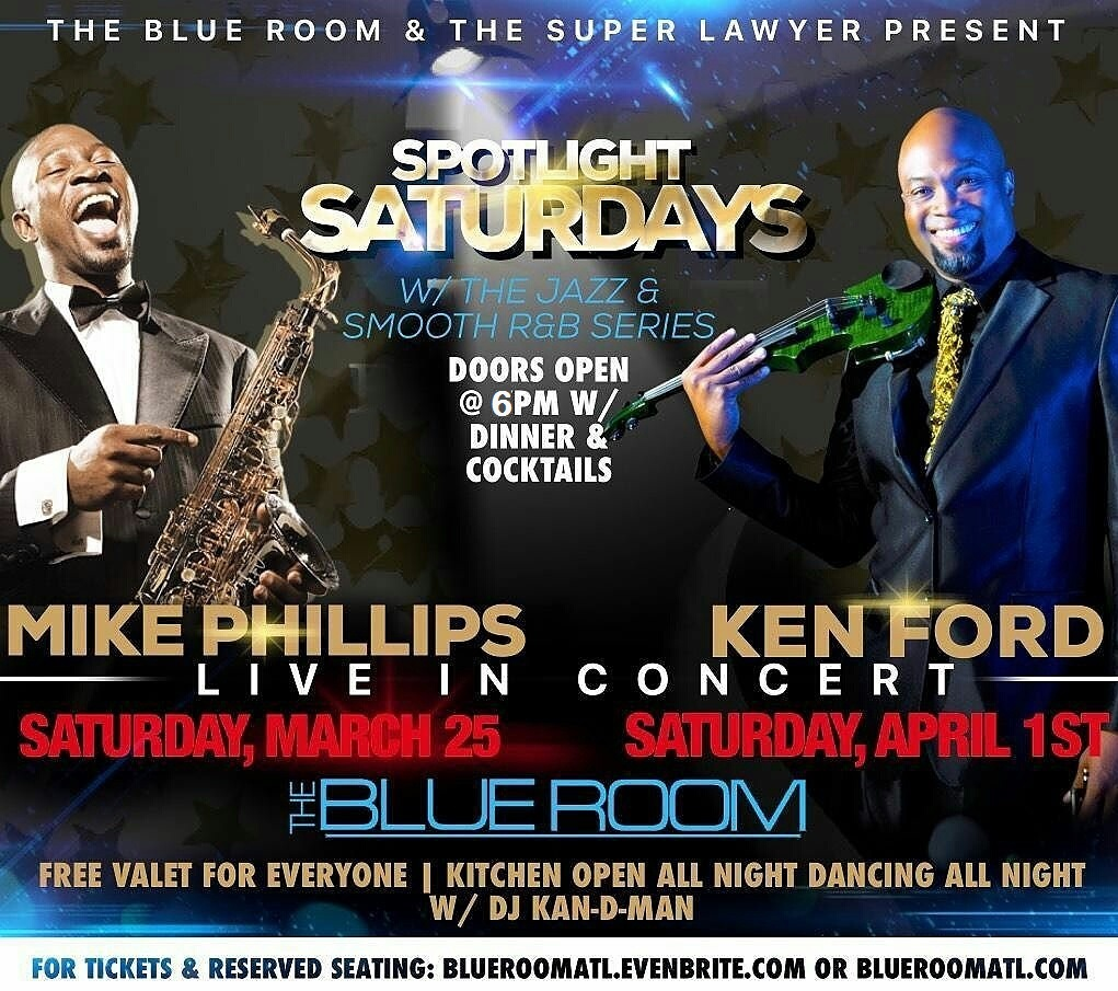 The Blue Room Lounge Lithonia